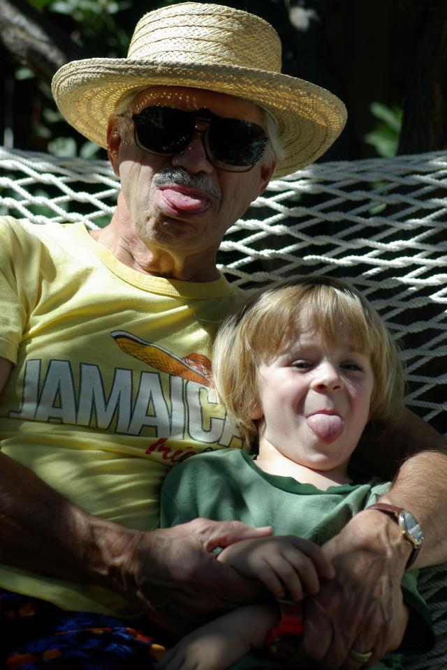 Max and Dad tongues